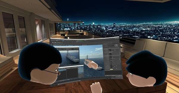 Bigscreen Lands Series A to Take VR to Work - WSJ