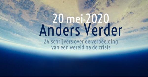 Anders Verder verschijnt op 20 mei 2020