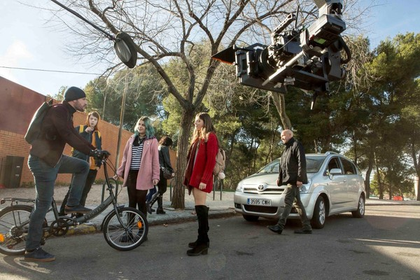 Qué hace falta para que se retomen los rodajes de series de televisión