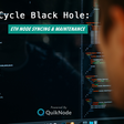 Dev Cycle Black Hole: ETH Node Syncing and Maintenance