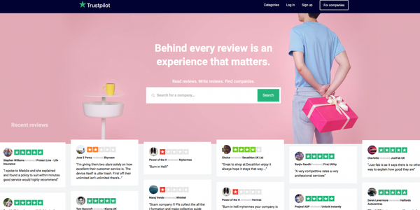 Trustpilot: Confidence in consumer reviews dips amid censorship and fake news
