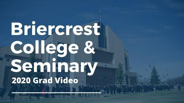 BCS Grad Class Video