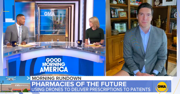 """A Reporter Went On """"GMA"""" Wearing No Pants. He Didn't Realize We Could All See."""