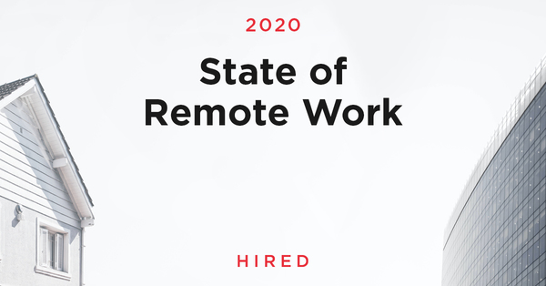 2020 State of Remote Work Report: Unlocking Opportunity