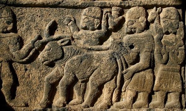 karatepe - aslantaş açıkhava müzesi (görsel: osmaniye valiliği)