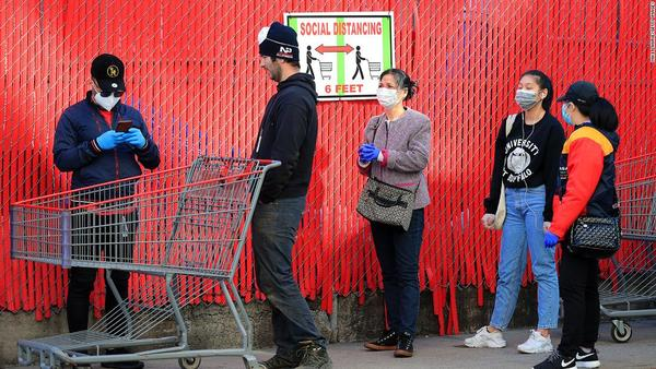 Costco will start requiring customers to wear masks Monday