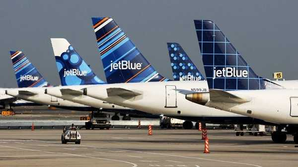 JetBlue wants to suspend service at 16 major airports; Delta wants to halt service to 9 cities