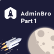 Part 1 - set up admin panel from scratch
