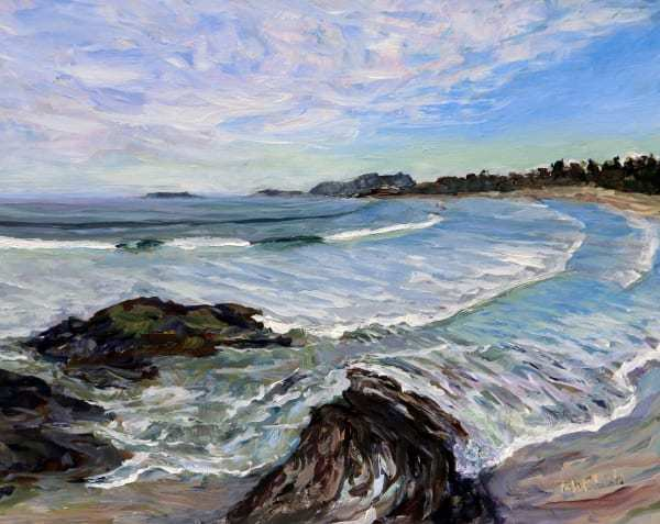 Wickininnish Beach Study by Terrill Welch | Artwork Archive