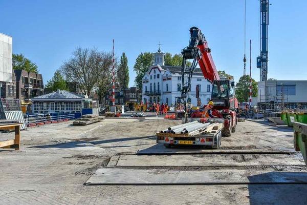 Beatrixbrug en Wilhelminabrug worden afgewerkt   De Orkaan