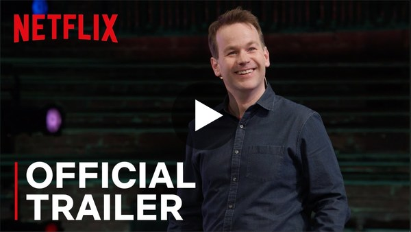 Mike Birbiglia: The New One | Official Trailer | Netflix