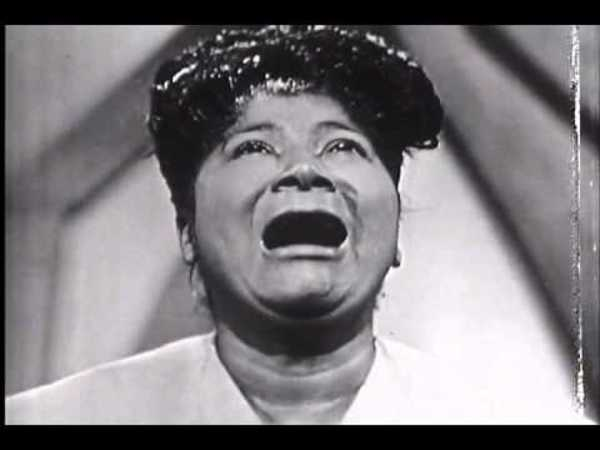 Mahalia Jackson - Lord Don't Move The Mountain