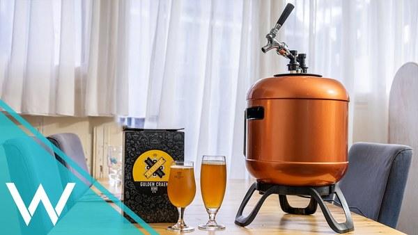 MiniBrew review | Je eigen bier in een handomdraai | WANT