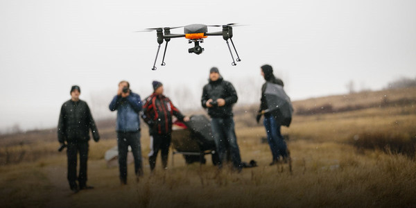How Draganfly brought a 'pandemic drone' to the U.S.