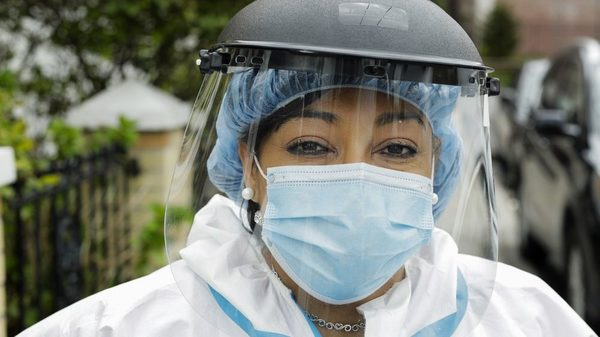 Women, minorities shoulder front-line work during pandemic