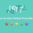 Modifying Lottie Animation With Value Providers