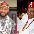 My father gave me a beating that reset my brain about school - Nollywood actor Yul Edochie