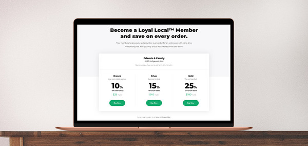 ChowNow Launches a Loyalty Program Designed to Get Struggling Restaurants Paid