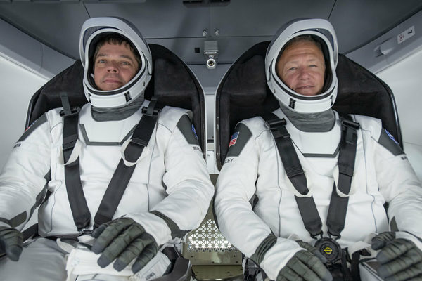 NASA and SpaceX get set to make history with landmark spaceflight during pandemic