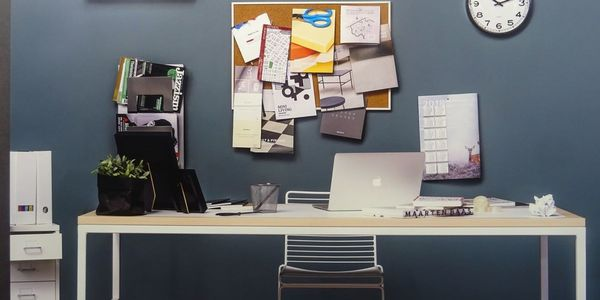 Your next office desk is your current desk, but in VR