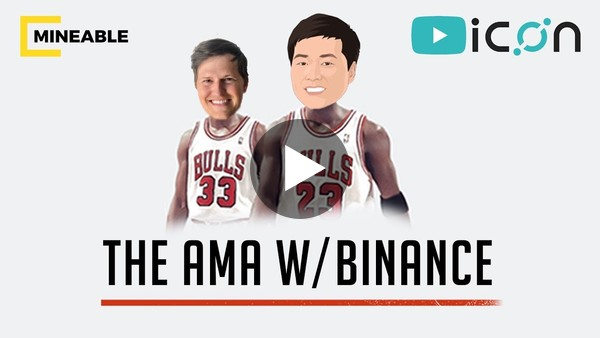 The Best of ICON's ICX AMA with Binance US | iconTV