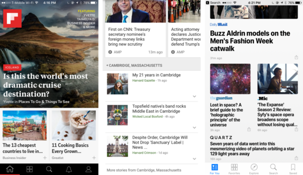 Flipboard – Started from the Top and Now We're Here (in a Hole)
