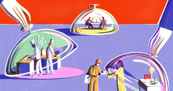 The Coronavirus Puts Restaurants at the Mercy of the Tech Industry
