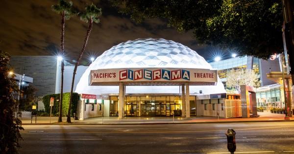 Coronavirus has Hollywood theaters in limbo: Photos