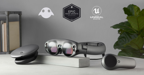 Magic Leap warns users to update headsets over battery issue