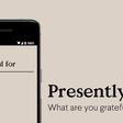 Presently: diario della gratitudine - App su Google Play
