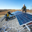 As oil industry swoons, tar sands workers look to renewables for jobs