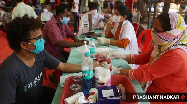 India's lower death rates seem to defy coronavirus trend
