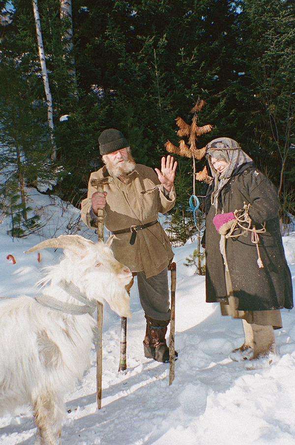 Surviving in the Siberian Wilderness for 70 Years