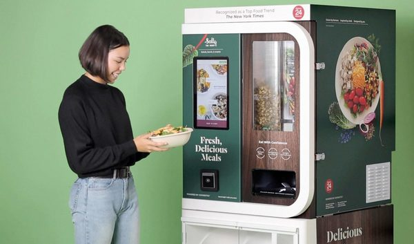 Chowbotics Deploying 50 New Salad Making Robots to Hospitals Across the Country