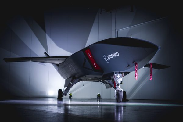 Attack of the drones: Boeing rolls out first 'Loyal Wingman' AI aircraft in Australia