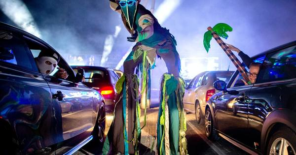 Are drive-in raves the future of nightlife?