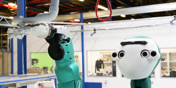 EU robotics project gives maintenance workers a 'second pair of hands'