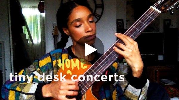 Lianne La Havas: Tiny Desk (Home) Concert