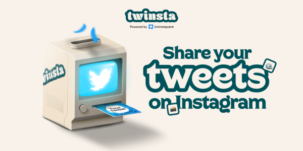 Twinsta — Turn Tweets Into Instagram-Friendly Posts