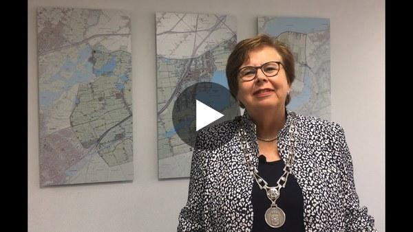 GEMEENTE - Speech bevrijdingsdag 2020 burgemeester Marina van der Velde-Menting (video)