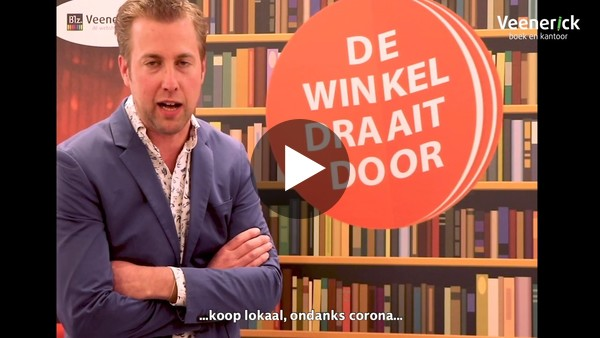 ROELOFARENDSVEEN - Veenerick: De Winkel Draait Door (video)