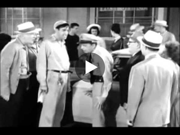 The Andy Griffith Show Citizens Arrest