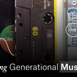 Identifying generational gaps in music