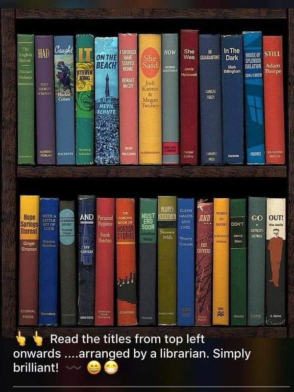 Älskar bibliotekscontent <3