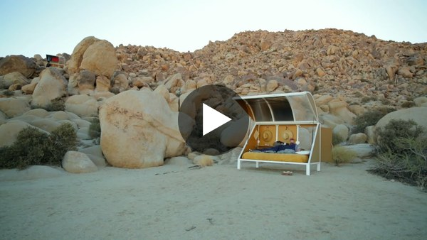 "Andrea Zittel: ""Wagon Station Encampment"" 