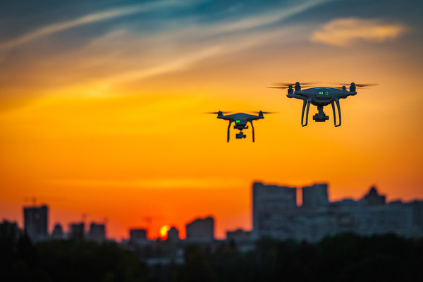 Facebook's AI 'learns how to learn' to transport payloads using a drone