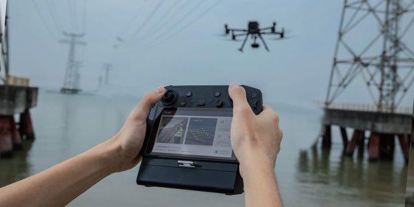 DJI debuts new enterprise drone and cameras