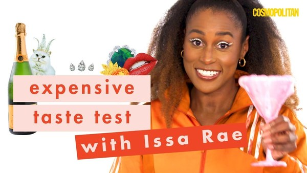 Issa Rae Says THIS Expensive Item Is a Total Scam | Expensive Taste Test