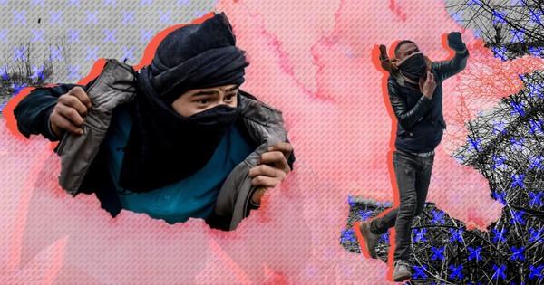 Vluchtelingen en migranten neergeschoten bij Grieks-Turkse grens