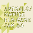 Elm Game Jam #4 — Animals/Nature